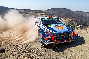 WRC Prova speciale Messico, PS3: Sordo vince a sorpresa ed è il nuovo leader della corsa!