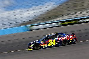 NASCAR Cup Reaktion Byron: Habe bewiesen, im NASCAR-Oberhaus mithalten zu können