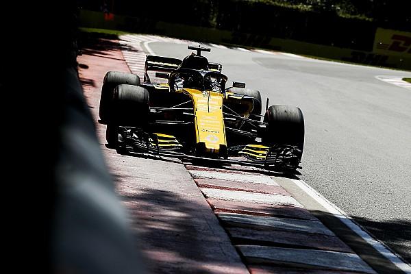 Renault s'attend à une course