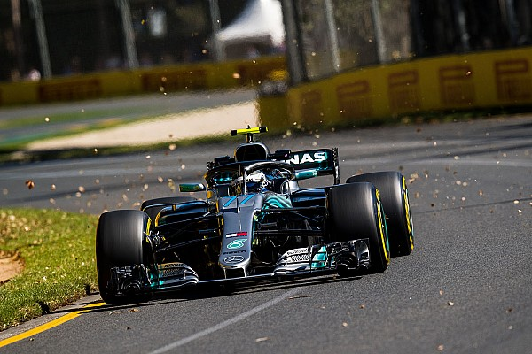 Formula 1 Son dakika Bottas, güç ünitesindeki parça değişikliği ile şimdiden ceza limitine yaklaştı!