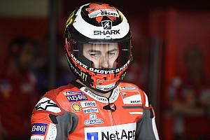 MotoGP Ultime notizie La Suzuki aspetta Lorenzo e spera di strapparlo alla Ducati dal 2019