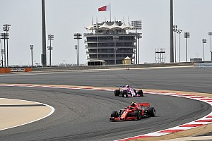 F1放弃前往巴林举行冬季测试计划