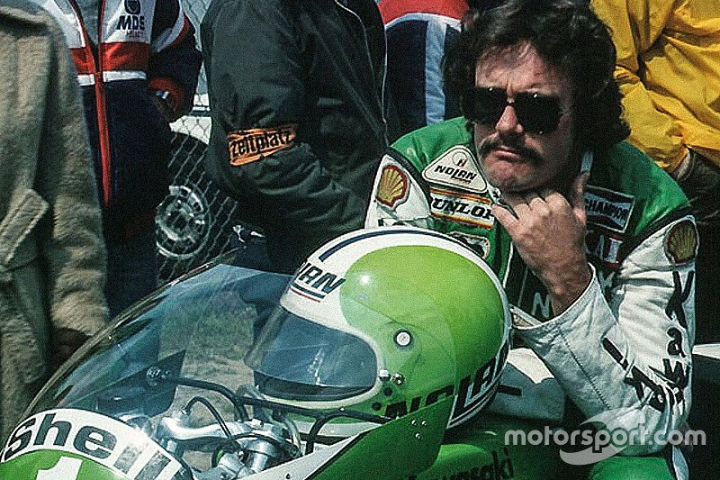 Kork Ballington entra a far parte delle MotoGP Legend