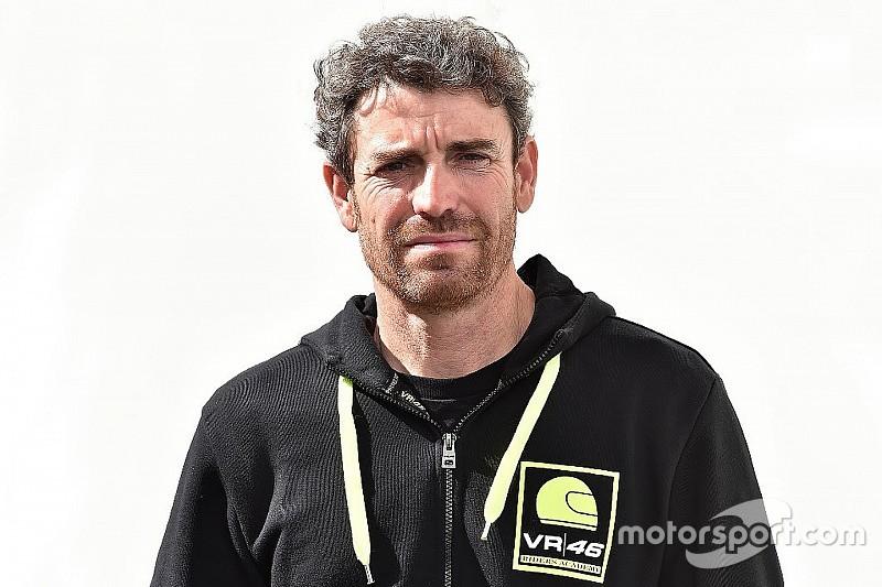 Idalio Gavira e' il nuovo tecnico di pista della VR46 Riders Academy