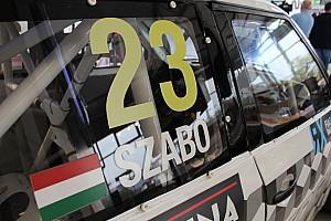 FIA Ralikrossz Eb BRÉKING Szabó Krisztián a hétvégén Portugáliában száll harcba először a címvédésért