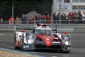 Le Mans Qualifying report Toyota Gazoo Racing in the mix at Le Mans