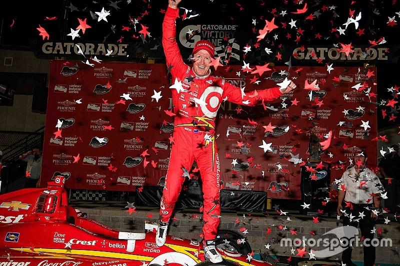 Dixon conquers on IndyCar's return to Phoenix