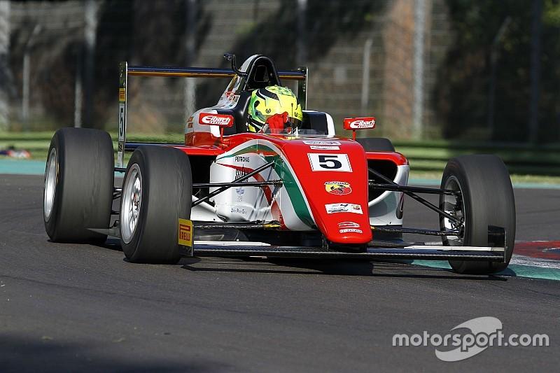 Una pole a testa per Mick Schumacher e Marcos Siebert ad Imola