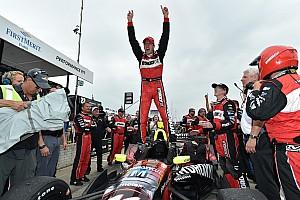 IndyCar Yarış raporu Detroit IndyCar: Stratejiler konuştu, Bourdais kazandı