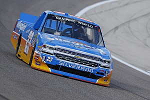 NASCAR Truck Breaking news GMS Racing adds fourth 'all-star' NASCAR Truck team