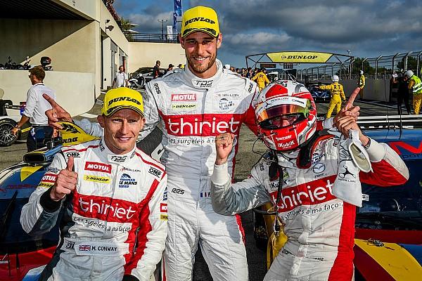 ELMS第4戦、TDSレーシングが連勝でランキングトップに浮上