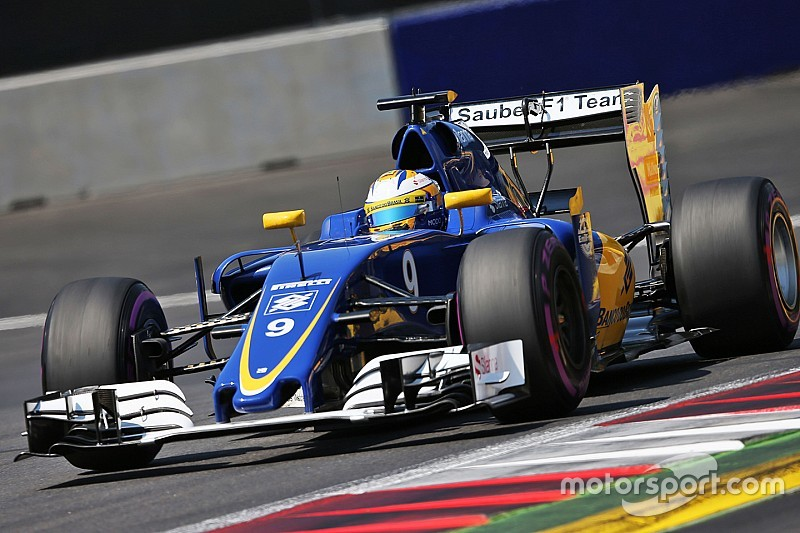 Sauber F1 team announces change of ownership