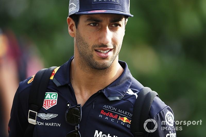 Ricciardo mentális előnnyel vág neki a Szingapúri GP-nek