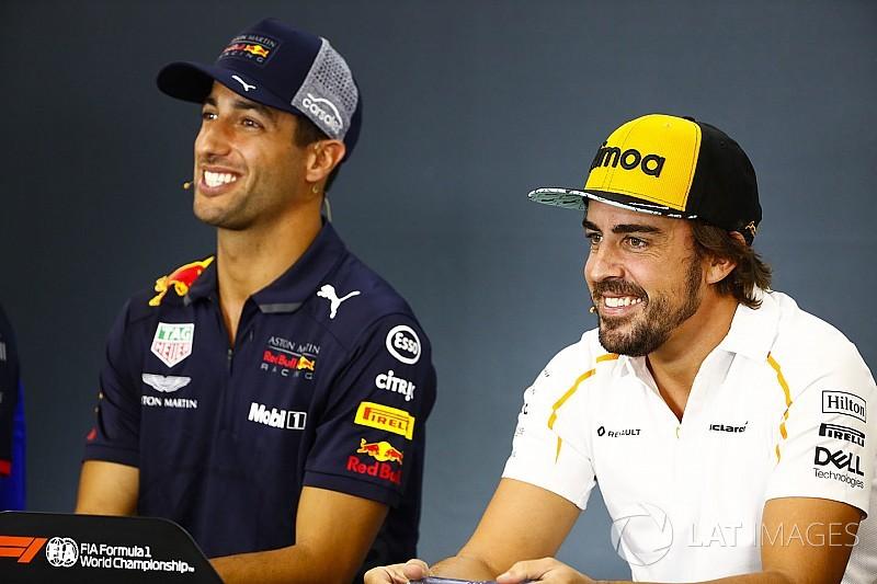 Red Bull спростувала заяву Алонсо про його запрошення у команду