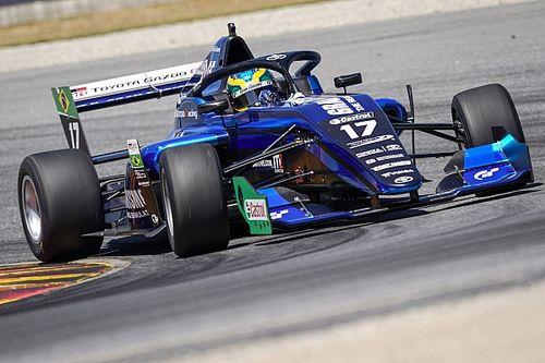 Igor Fraga vainqueur et Champion au GP de Nouvelle-Zélande