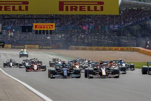 【F1動画】2021年第10戦イギリスGP決勝レースハイライト