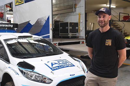 Van Gisbergen considering rally start