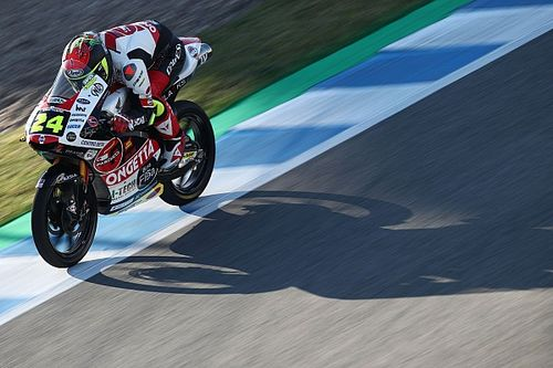 Skuad SIC58 Incar Titel Juara Moto3 2021
