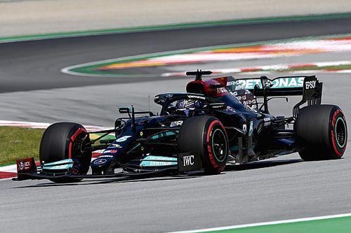 """Hamilton: """"Non capisco il senso della nuova curva 10"""""""