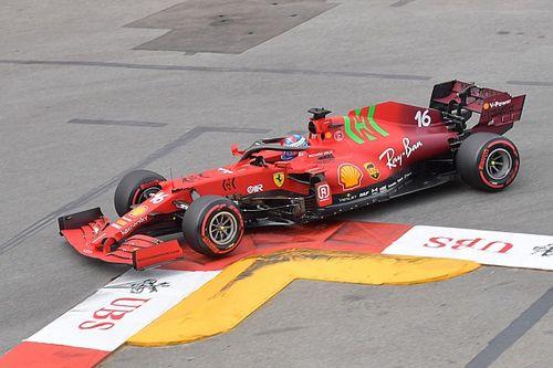 A Francia Nagydíjon eltűnik a Ferrariról a Mission Winnow zöld logója