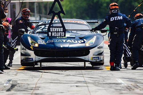 Red Bull's DTM rivals 'don't stand a chance' in pitstops