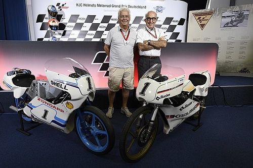 Schweizer Stefan Dörflinger zur MotoGP-Legende ernannt