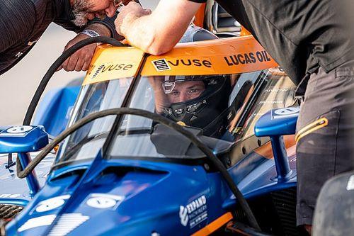 Tenaga Mobil IndyCar Buat Nico Hulkenberg Takjub
