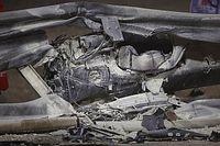 GALERIA: A batida e a explosão do carro de Grosjean no Bahrein