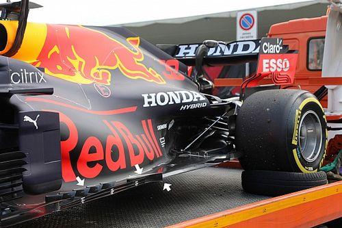 Технический брифинг: днище Red Bull RB16B