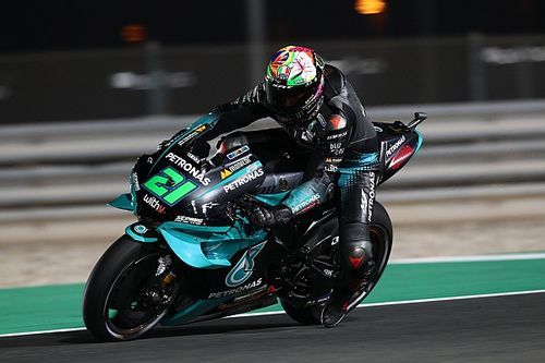 Morbidelli's Qatar GP wrecked by holeshot device issue