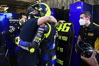 "Rossi reflects on ""emotional"" factory Yamaha exit"