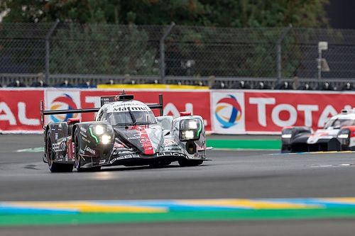 "Toyota ""surprised in two directions"" by Rebellion pace"