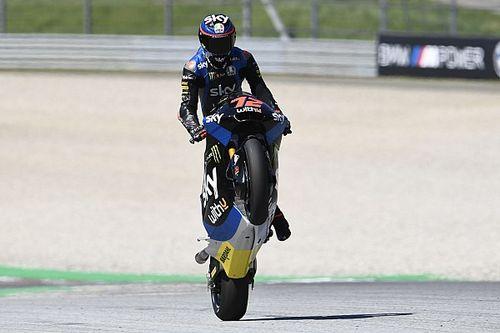 Moto2スティリア決勝:長島4位。首位ゴールのマルティン、コース外走行で優勝逃す