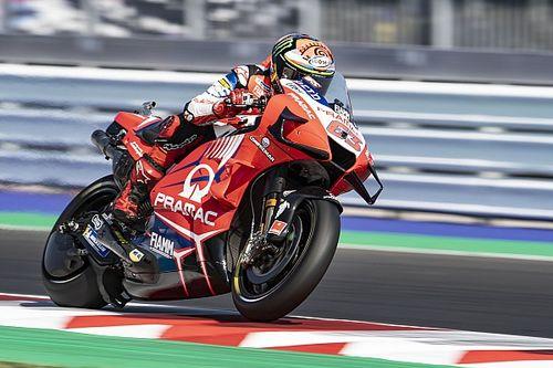 EL3 - Bagnaia sauve Ducati, Dovizioso et Miller passeront par la Q1