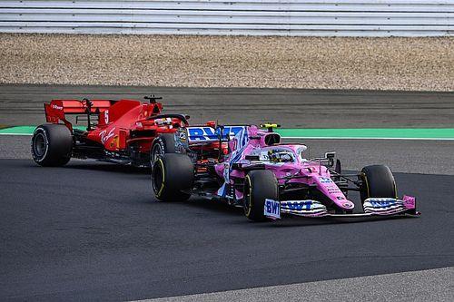 A Racing Point értetlenül áll a Ferrari teljesítménye előtt