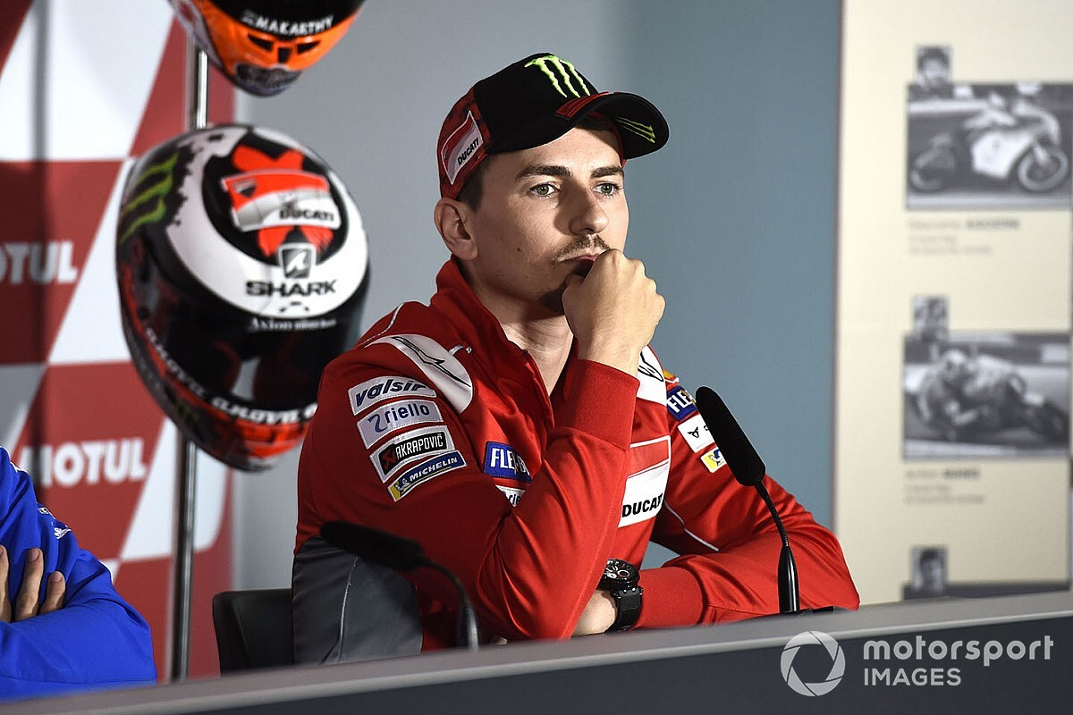 Ducati: Рішення про звільнення Лоренсо у 2018 році прийняли занадто рано
