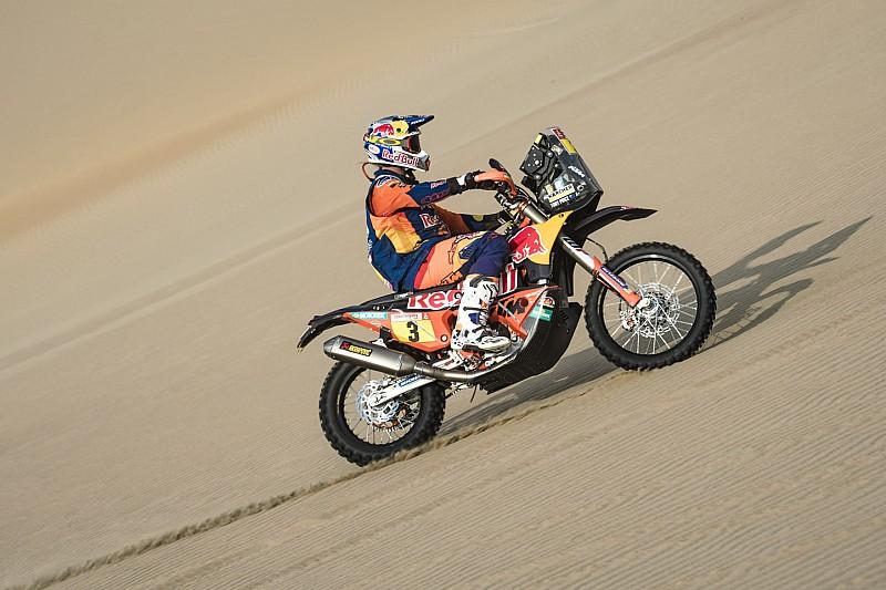 Price apporte un 18e succès consécutif à KTM au Dakar