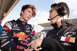 Red Bull сняла Тиктума с финала азиатской Ф3