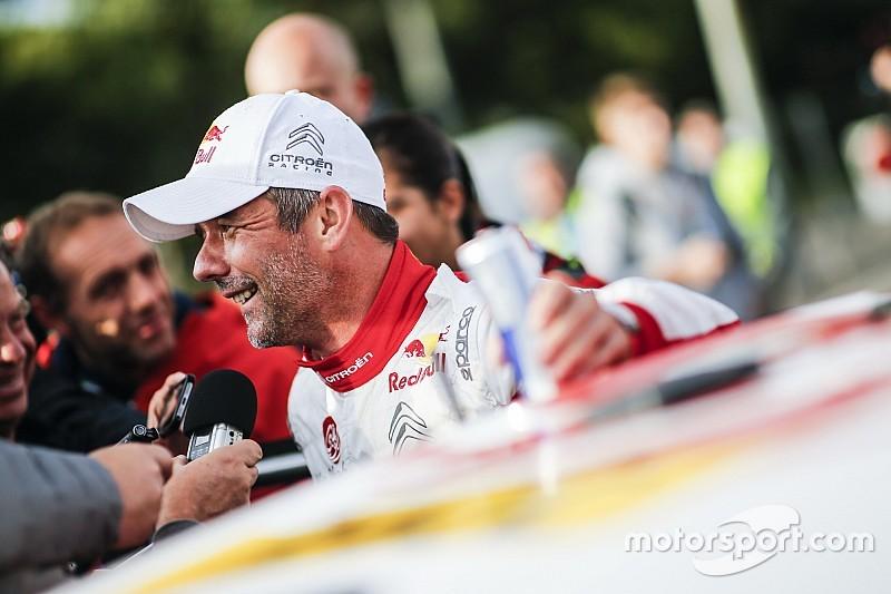 Loeb, un succès qui rend plus tentant un programme WRC en 2019