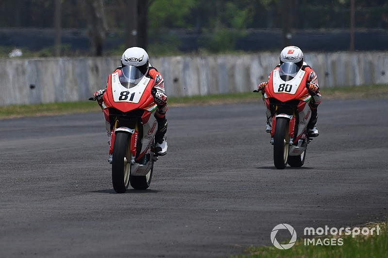 Honda India riders head for Asia Road Racing finale in Thailand