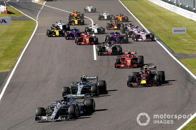 La F1 no experimentará formatos de fin de semana en las carreras restantes