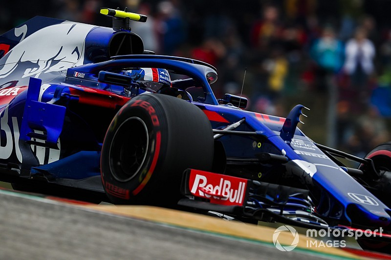 Toro Rosso parks Gasly's upgrade for US GP