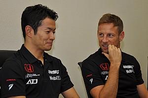Button: Çok yönlü Yamamoto, F1 koltuğunu hak ediyor