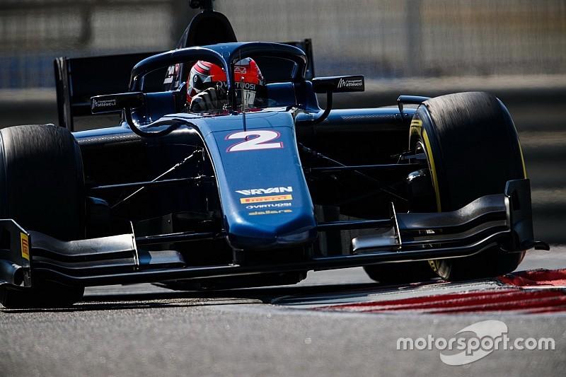 UNI-Virtuosi sustituye a Russian Time en la Fórmula 2 para 2019