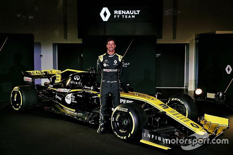 Ricciardo: La promesa del motor Renault está respaldada por cifras