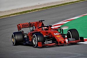 Тести Ф1 у Барселоні, день 2: Леклер - лідер, гонщики