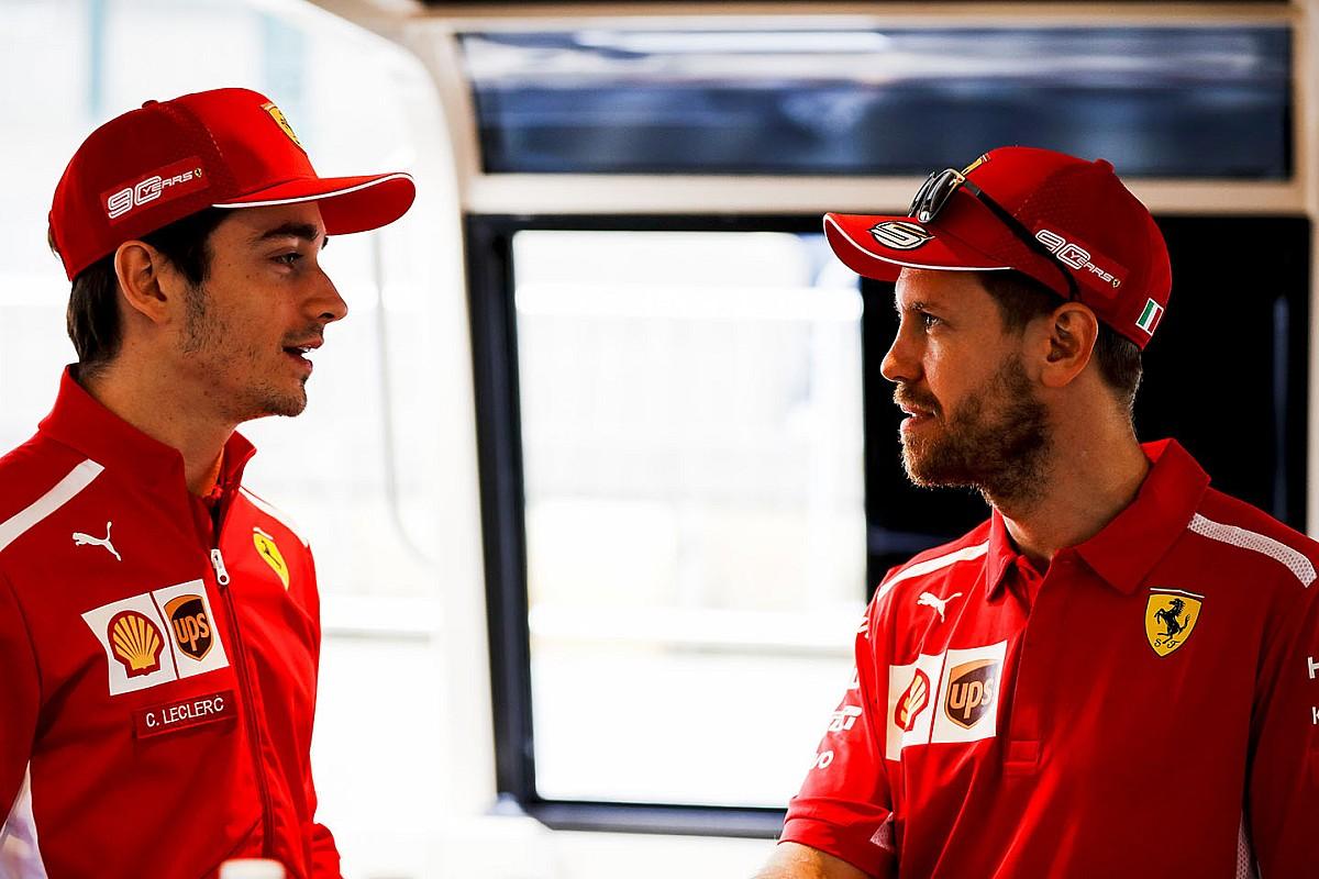 Леклер поставив мету на сезон: переконати Ferrari давати йому пріоритет над Феттелем