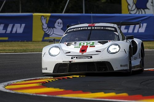 Porsche straciło pole position