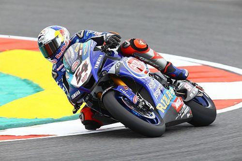 Yamaha marca el ritmo en la primera jornada en Portimao