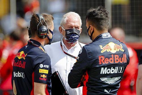 Red Bull ужесточила Элбону условие для сохранения места